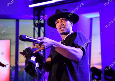 Editorial photo of Northwell Health 'Side By Side' Memorial Day Concert Honoring Military and Health Care Heroes Featuring Ne-Yo, New York, USA - 31 May 2021
