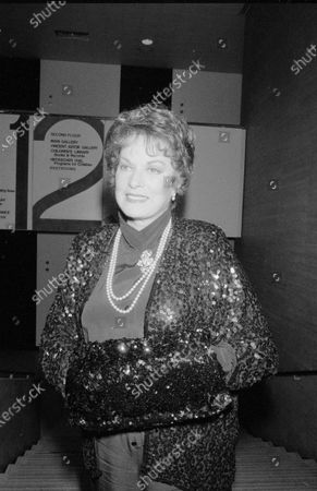 UNITED STATES - NOVEMBER 01:  Maureen O'Hara
