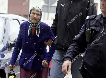 Editorial image of Octogenarian allegedly kills two others in Croatian foster home, Varazdin, Croatia - 21 Jun 2010
