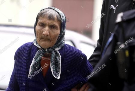Editorial picture of Octogenarian allegedly kills two others in Croatian foster home, Varazdin, Croatia - 21 Jun 2010