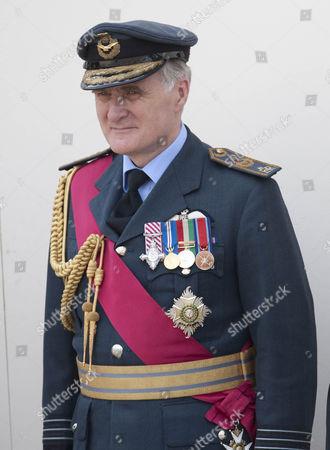 Sir Jock Stirrup Chief of Defence Staff