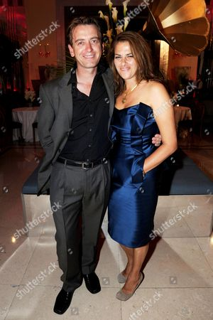 Scott Douglas and Tracey Emin