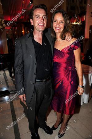 Scott Douglas and Sabrina Guinness