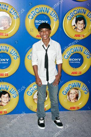 Editorial photo of 'Grown-Ups' Film Premiere, New York, America - 23 Jun 2010