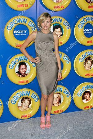 Editorial picture of 'Grown-Ups' Film Premiere, New York, America - 23 Jun 2010