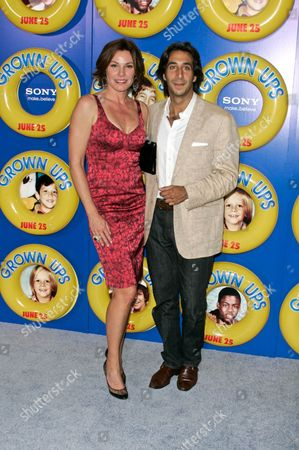 Luann de Lesseps with boyfriend Jacques Azoulay