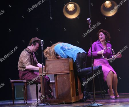 Levi Kreis, Melissa Etheridge, Elizabeth Stanley