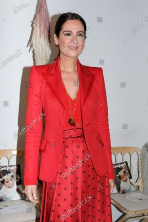 Mar Saura attends The Petit Special Day by CharHadas at Espacio Muelle 36