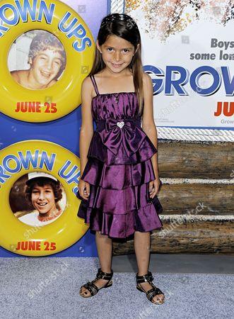 Editorial image of 'Grown-Ups' Film Premiere, New York, America - 23 Jun 2010