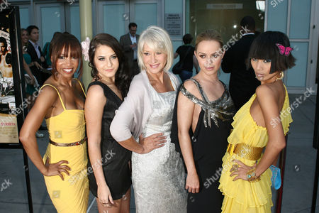 Elise Neal, Scout Compton, Helen Mirren, Taryn Manning and Bai Ling