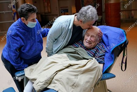 Editorial picture of Virus Outbreak Nursing Homes, New York, United States - 28 Mar 2021