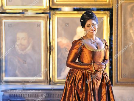 Editorial image of The Marriage of Figaro at Garsington Opera, Oxfordshire, Britain  - Jun 2010