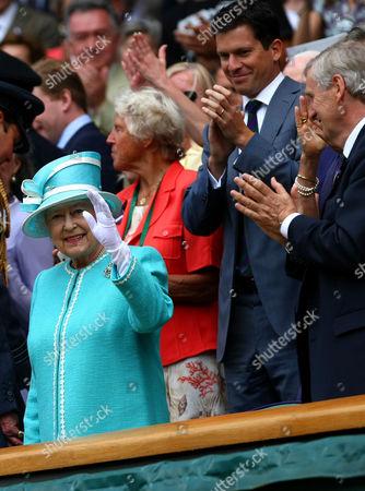 Editorial picture of Wimbledon Tennis Championships, London, Britain - 24 Jun 2010