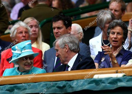 Editorial photo of Wimbledon Tennis Championships, London, Britain - 24 Jun 2010