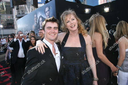 Cameron Bright and Screenplay Writer Melissa Rosenberg