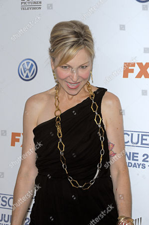 Editorial picture of Season Six Premiere Screening of 'Rescue Me', New York, America  - 24 Jun 2010