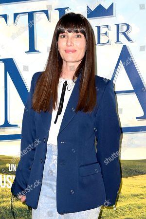 Editorial image of 'All for Uma' film premiere, Rome, Italy - 01 Jun 2021