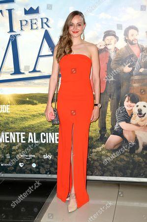 Editorial picture of 'All for Uma' film premiere, Rome, Italy - 01 Jun 2021