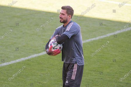Editorial picture of German National Team Training, Innsbruck, Tyrol, Austria - 01 Jun 2021