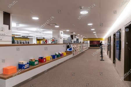Editorial image of The official opening of the NYPL Stavros Niarchos Foundation Library, New York, United States - 01 Jun 2021
