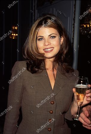Editorial picture of Yasmine Bleeth, USA