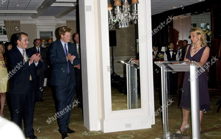 Editorial image of Prince Harry at a dinner for Sentebale, Greenwich Country Club, New York, America - 26 Jun 2010