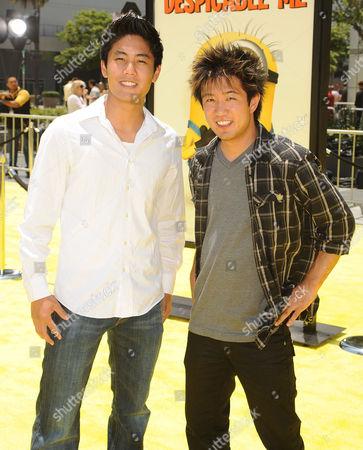 Ryan Higa and Steve Terada