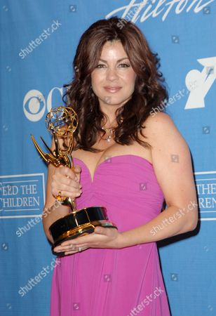 Editorial image of 37th Annual Daytime Emmy Awards Pressroom, Las Vegas, America - 27 Jun 2010