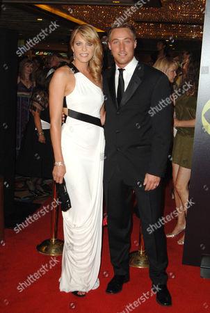 Arianne Zucker & husband Kyle Lowder