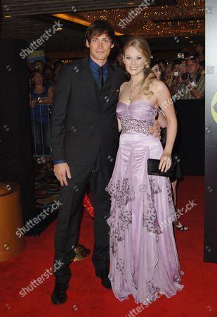 Stock Picture of Kimberly Matula & Zack Conroy