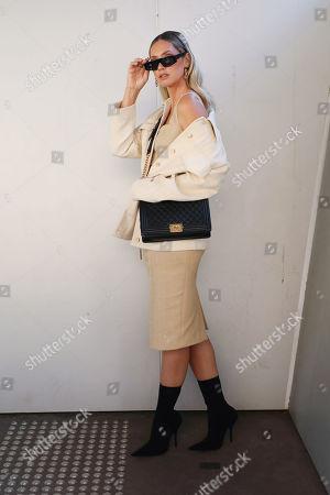 Stock Picture of Nikki Phillips