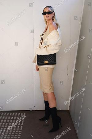 Stock Photo of Nikki Phillips