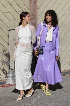 Mimi Elashiry and Anita Ghise