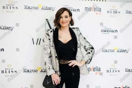 Editorial image of Presentation Of Miss Spain Contest, Madrid - 19 Jan 2020