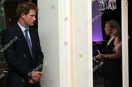 Editorial photo of Prince Harry at a dinner for Sentebale, Greenwich Country Club, New York, America - 26 Jun 2010