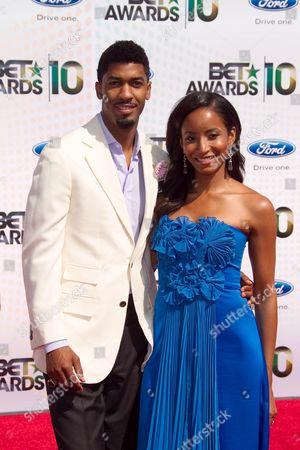 Fonzworth Bentley and Faune A. Chambers