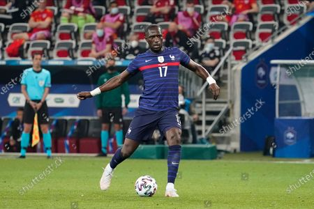 Stock Photo of Moussa Sissoko of France