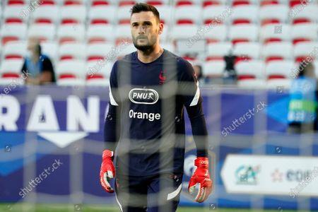 Hugo Lloris of France