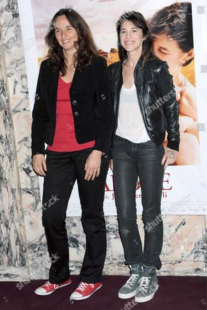 Editorial image of 'L'Arbre' film premiere, Paris, France - 25 Jun 2010