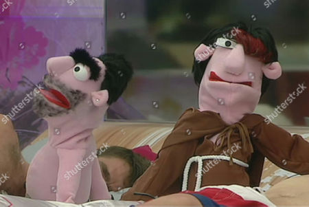 Puppets of Nathan Dunn and Dave Vaughan