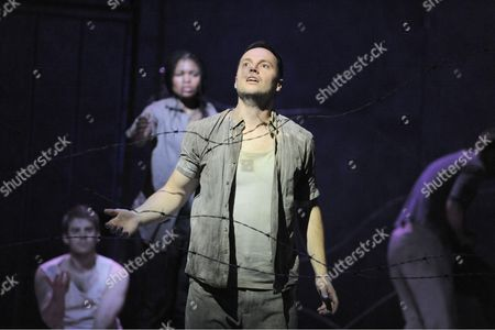 Editorial picture of 'Zaide' performed by Classical Opera Company at Sadlers Wells, London, Britain - 24 Jun 2010
