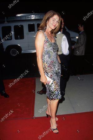Actress Lois Chiles.