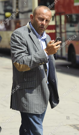 Editorial picture of Mark Croft outside the Royal Courts of Justice, London, Britain - 29 Jun 2010
