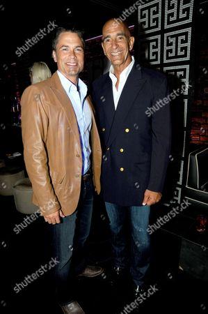 Rob Lowe and Tom Barrack