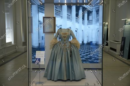 Editorial image of Royal Fashion, London, United Kingdom - 02 Jun 2021
