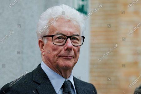 Editorial photo of Ken Follet, Madrid, Spain - 18 Nov 2019