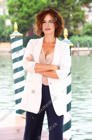 Editorial image of Celebrity sightings, 75th Venice Film Festival, Italy - 07 Sep 2018