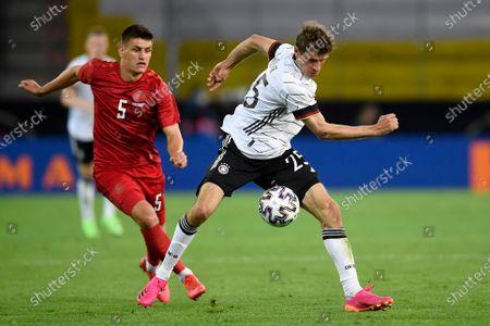 Editorial picture of Germany Denmark Soccer, Innsbruck, Austria - 02 Jun 2021