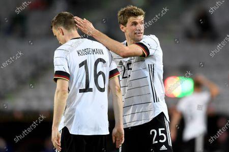 Editorial image of Germany Denmark Soccer, Innsbruck, Austria - 02 Jun 2021