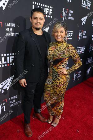 Annie Gonzalez and Jesse Garcia